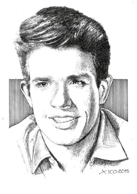 Warren Beatty por FCARLOS